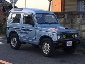 スズキ ジムニー インタークーラーターボ パノラミックルーフ 5MT 4WD