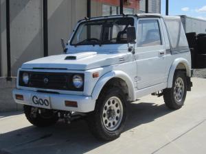 スズキ ジムニー CC 幌 5速4WD 最終5型 ロールバー 社外シャックル