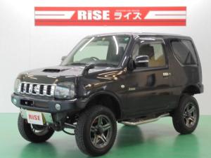 スズキ ジムニー クロスアドベンチャー 4WD 5速MT リフトアップ