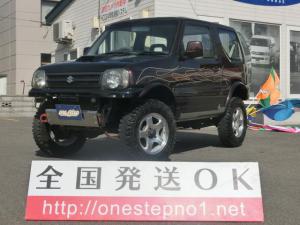 スズキ ジムニー XA ターボ4WD ボディーリフトカスタムペイント