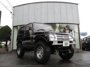 スズキ ジムニー サマーウインド リミテッド 4WD ハイリフト
