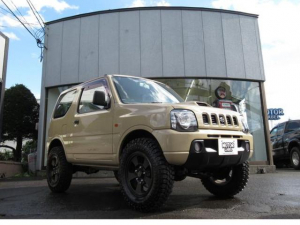 スズキ ジムニー XA 4WD ハイリフト 全塗装仕上げ済み シートカバー