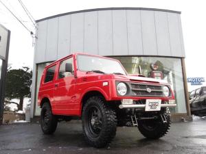 スズキ ジムニー スコットリミテッド 4WD ハイリフト