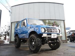 スズキ ジムニー ワイルドウインドリミテッド 4WD ハイリフト