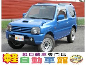 スズキ ジムニー XCターボ 4WD ABS ワンオーナー