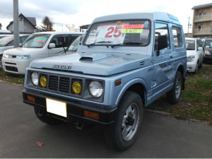 スズキ ジムニー インタークーラーターボ 4WD