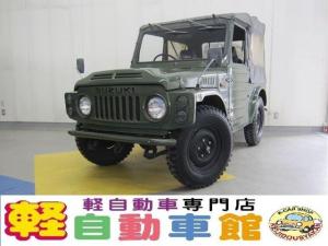 スズキ ジムニー 幌タイプ マニュアル車 4WD
