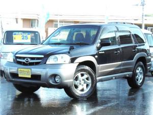 マツダ トリビュート フィールドブレイク 4WD 1年間距離無制限無料保証付