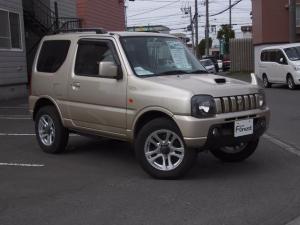 スズキ ジムニー ワイルドウインド 4WD 社外HDDナビ・ワンセグTV