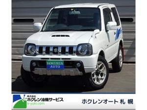 スズキ ジムニー クロスアドベンチャー 4WD 社外ナビ ワンセグ AW