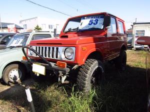 スズキ ジムニー HC 4WD リフトアップ マフラー