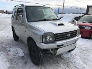 スズキ ジムニー XC 4WD 法定点検付き
