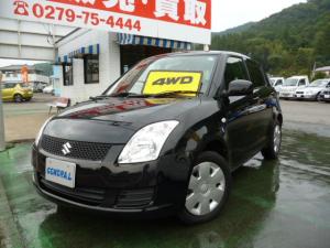 スズキ スイフト 1.3XG 4WD ワンオーナー スマートキー ABS
