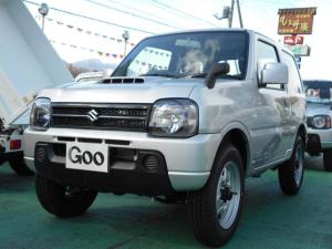 スズキ ジムニー XG 4WD ターボ キーレス 5速MT 届出済未使用車