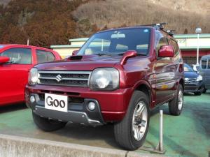 スズキ ジムニー ワイルドウインド 4WD ターボ キーレス オートマ車