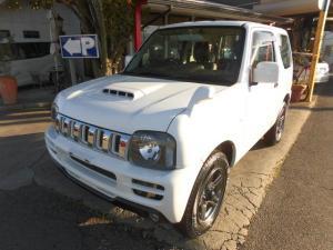 スズキ ジムニー XG 4WD 5MT