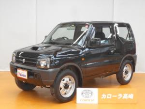 スズキ ジムニー クロスアドベンチャーXA 5速マニュアル CD 4WD