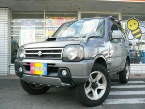 スズキ ジムニー ワイルドウインド4WDターボ シートヒーター ETC 5速