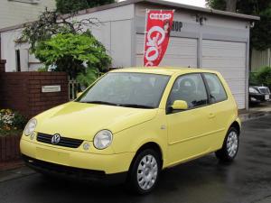 フォルクスワーゲン VW ルポ コンフォートパッケージ キーレス CD Wエアバック D車