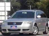 フォルクスワーゲン VW パサートワゴン 2.0 キーレス 純正16インチアルミ