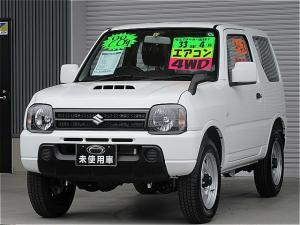 スズキ ジムニー XG 4WD 5速マニュアル