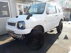 スズキ ジムニー XG 5MT 4WD リフトアップカスタム車 後期型
