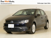 フォルクスワーゲン VW ポロ TSIコンフォートライン DWA認定中古車
