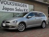 フォルクスワーゲン VW ゴルフヴァリアント TSIハイラインBMT 純正ナビ DSRC 認定中古車