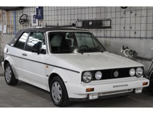 フォルクスワーゲン VW ゴルフカブリオレ 93モデル Goo鑑定車