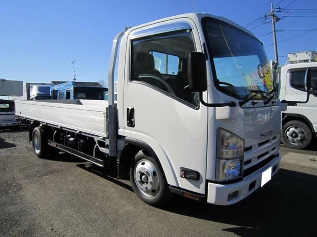 いすゞ エルフトラック フルフラットロ-ロング平