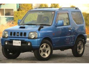 スズキ ジムニー XC・AT車・4WD・アルミホイール・CDデッキ