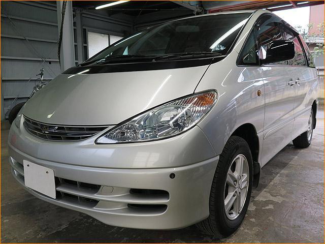 トヨタ エスティマL Xリミテッド NAVIスペシャル