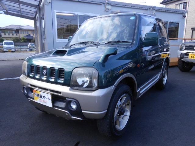 スズキ ジムニー ランドベンチャー キーレス 4WD