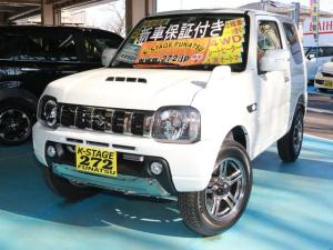 スズキ ジムニー ランドベンチャー 4WD 4AT 届出済未使用車 新車保証付
