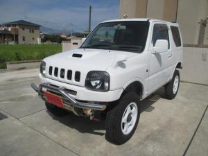 スズキ ジムニー XL APIOカスタム リフトアップ ターボ 4WD