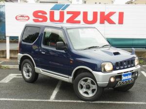 スズキ ジムニー ワイルドウインド ターボ 4WD Wエアバッグ ABS