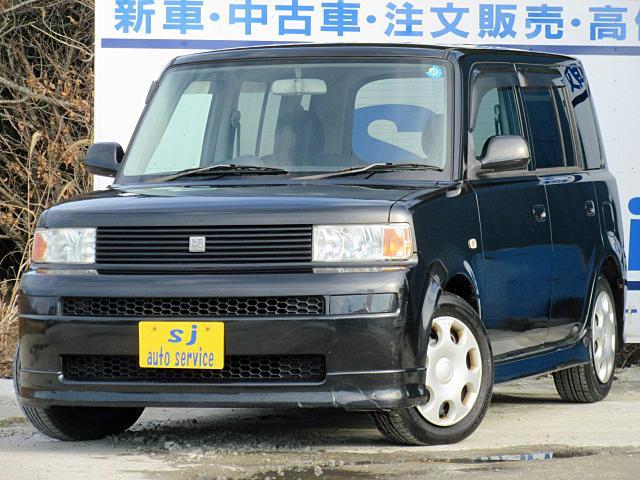 トヨタ bB S Wバージョン HIDセレクションII タイミングチェーン