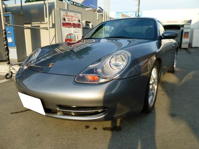 ポルシェ ポルシェ 911カレラ リトロニックヘッドライト 18スポーツAW