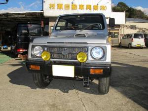 スズキ ジムニー ワイルドウインドリミテッド 軽自動車 4WD 5速MT