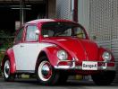 フォルクスワーゲン VW ビートル 1600i クーラー 6Vルック ダブルバンパー