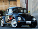 フォルクスワーゲン VW ビートル 1600i インジェクション クーラー ホワイトリボン