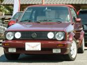 フォルクスワーゲン VW ゴルフカブリオレ クラシックライン ベージュインテリア タイベル交換済み