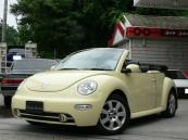 フォルクスワーゲン VW ニュービートルカブリオレ ベースグレード 1オーナー車 電動オープン キーレス ETC