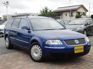 フォルクスワーゲン VW パサートワゴン ワンオーナー 禁煙車 キーレス ディーラー整備記録簿