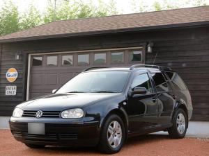 フォルクスワーゲン VW ゴルフワゴン GLi 1オーナー ナビ ETC 記録簿 CD