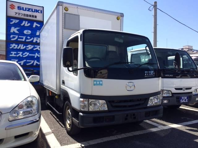 マツダ タイタンダッシュ ワイドローDX アルミ箱 オートマチック Wタイヤ