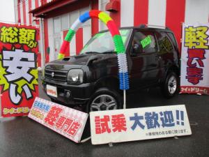 スズキ ジムニー ワイルドウインド ターボ 4WD リフトアップ