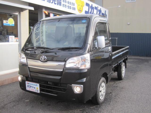 トヨタ ピクシストラック スタンダード FAT 2WD AC PS 社外ナビ フォグ付