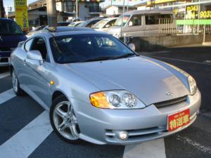 ヒュンダイ ヒュンダイクーペ FX V6サンルーフETC6速