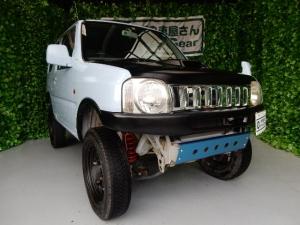 スズキ ジムニー JB23 ツートン 3型 車検2年付き リフトアップ